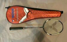 Victor Brave Sword 10 Advanced Slim Badminton Racquet w/Stiff Shaft EXCELLENT