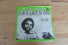 jeese green - 1,2,3, let's go   45t