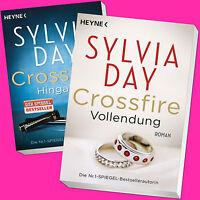 SYLVIA DAY   Crossfire Band 4+5   Hingabe + Vollendung (Buch)