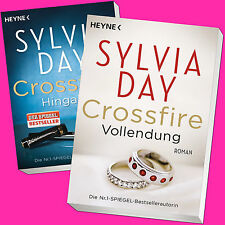 SYLVIA DAY | Crossfire Band 4+5 | Hingabe + Vollendung (Buch)