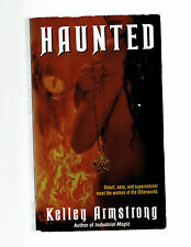 KELLEY ARMSTRONG pb Haunted  Women of the Otherworld: 5