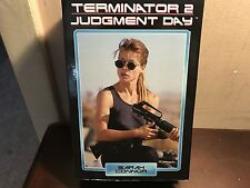 NECA TERMINATOR 2 JUDGEMENT DAY SARAH CONNOR ACTION FIGURE NEW L@@K