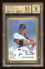 BGS 9.5 *10* AUTO JOSH HAMILTON 1999 TOPPS TRADED RC AUTOGRAPH  GREAT BUY IT NOW