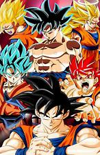 Dragon Ball Super Goku Poster! LAST ONE!!!