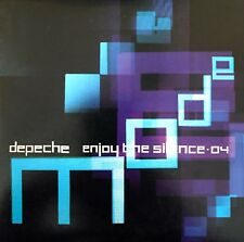FRENCH CD SINGLE DEPECHE MODE ENJOY THE SILENCE 04 CARDBOARD SLEEVE RARE 2004