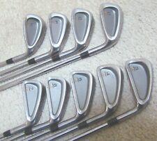 Titleist DCI Gold iron set 2-PW-SW MS-209 Steel Reg Flex RH (+ Length Read Body)