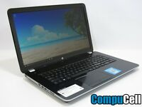 "HP Pavilion 17.3"" HD+ Laptop AMD A8-5550M Up To 3.1GHz 4GB RAM 750GB HD Win10"