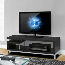 Modern Contemporary LCD Plasma TV Stand Television Entertainment Center Living