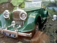 007 JAMES BOND - Bentley - From Russia with Love  1:43 BOXED CAR MODEL