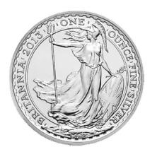 Britannia 2013 1 OZ Unze Silber Silver Argent Großbritannien United Kingdom UK