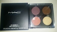 M.A.C Amazon eye Shadow X 4 6g/.20 US OZ