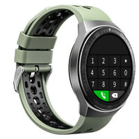 MT3 Blue- tooth Call Music Play Smart Watch Full Touch Screen IP67 Waterproof