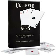 Ultimate Aces - High Impact Card Tricks