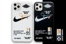 Nike X Off-White iPhone 11/PRO/PRO MAX Plastic Bumper Case USA FAST SHIPPING