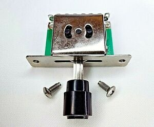 3 Way Pickup Selector Switch - Telecaster - Electric Guitar