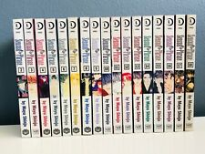 Complete OOP English Kaikan Sensual Phrase Viz Manga Lot Set 2-18 Shinjo Mayu