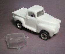 Resin HO scale custom 1952 chevrolet pickup T jet body. 2018 casting