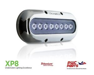 OceanLED XP8 Xtreme Pro Series Underwater LED  Tritonium™ Coating Sea Green