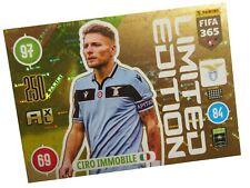 PANINI FIFA 365 2021 LIMITED CIRO IMMOBILE - LAZIO