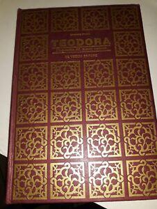 Teodora l'imperatrice dal passato equivoco Giuseppe D'Anna de Vecchi 1967