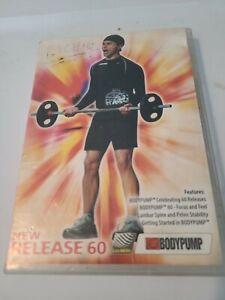 Les Mills Body Pump 60 Release Kit
