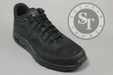 NIKE AIR MAX 1 ONE ULTRA FLYKNIT 856958-001 BLACK ANTHRACITE DS SIZE: 12