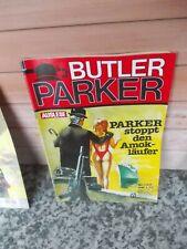 Butler Parker, Heft Nr. 130: Parker stoppt den Amokläufer
