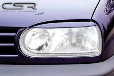 CSR Scheinwerferblenden Set VW Golf 3 Lim. + Variant (Typ 1H / 1HXO / 1EXO91-97)