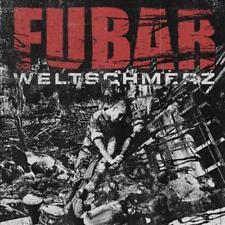 FUBAR (F.U.B.A.R) - WELTSCHMERZ NEW CD