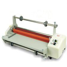 220v 44cm A2 Four Rollers Hot Roll Laminator Laminating Machine Adjust Speed
