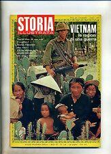 STORIA ILLUSTRATA#LUGLIO 1967 N.116#VIETNAM#MARX#MAOMETTO#ORTIGARA#Mondadori