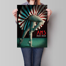 American Horror Story Freak Show Poster 2014 AHS TV Series 16.6 x 23.4 in (A2)