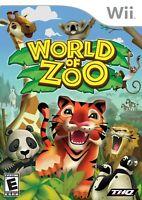 World of Zoo - Nintendo  Wii Game