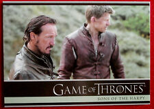 GAME OF THRONES - Season 5 - Card #10 - SONS OF THE HARPY - A - Rittenhouse 2016