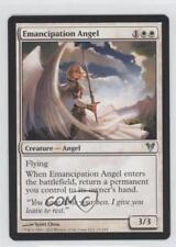 2012 Magic: The Gathering - Avacyn Restored 19 Emancipation Angel Magic Card 0a1