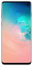Samsung Galaxy S10 SM-G973F - 128Go - Blanc Prisme (Désimlocké) (Double SIM)