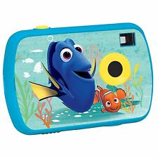 FINDING NEMO DORY 1.3MP DIGITAL CAMERA KIDS OFFICIAL NEW