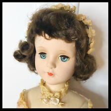 Ao 21� Sweet Sue Hard Plastic Head Turning Walker Cotillion Doll