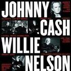 """JOHNNY CASH & WILLIE NELSON """"VH1 STORYTELLERS"""" CD NEU"""