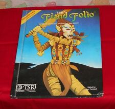 TSR D&D AD&D Advanced Dungeons and Dragons FIEND FOLIO by Don Turnbull