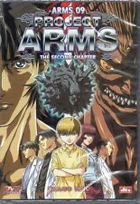 PROJECT ARMS - THE SECOND CHAPTER - VOL. 09 - DVD (NUOVO SIGILLATO)