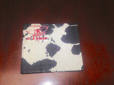Aerosmith Limited Edition Get A Grip CD with Cowhide Cover