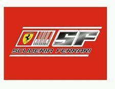 Pegatina Adhesivo Sticker Scuderia Ferrari12 CMS Aufkleber Autocollant adesivi
