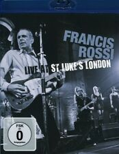 Francis Rossi - Live from St Luke's London [New Blu-ray]