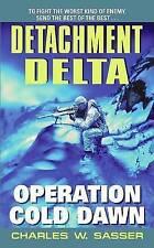 Detachment Delta: Operation Cold Dawn-ExLibrary