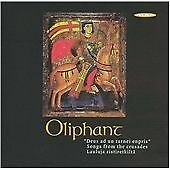 Oliphant Medieval Music Ensemb : Oliphant:Songs From the Crusad CD***NEW***