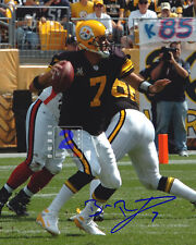 "Ben Roethlisberger quarterback Pittsburgh Steel Signed 8x10"" Color PHOTO REPRINT"