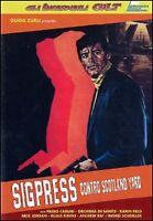 Dvd **SIGPRESS CONTRO SCOTLAND YARD** di Guido Zurli nuovo sigillato 1968