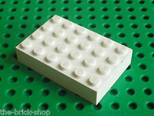 10 x LEGO Vintage white bricks 3063 358 10189 373 10019 5770 725 7658 644 395