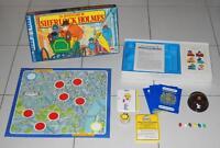 LE AVVENTURE DI SHERLOCK HOLMES Editrice Giochi 1985 Cartoni Tv